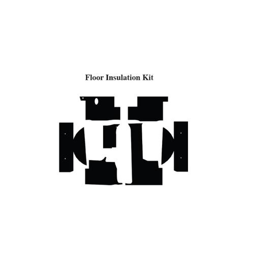 Insulation Sound Deadener Kit for 61-64 Ford Econoline