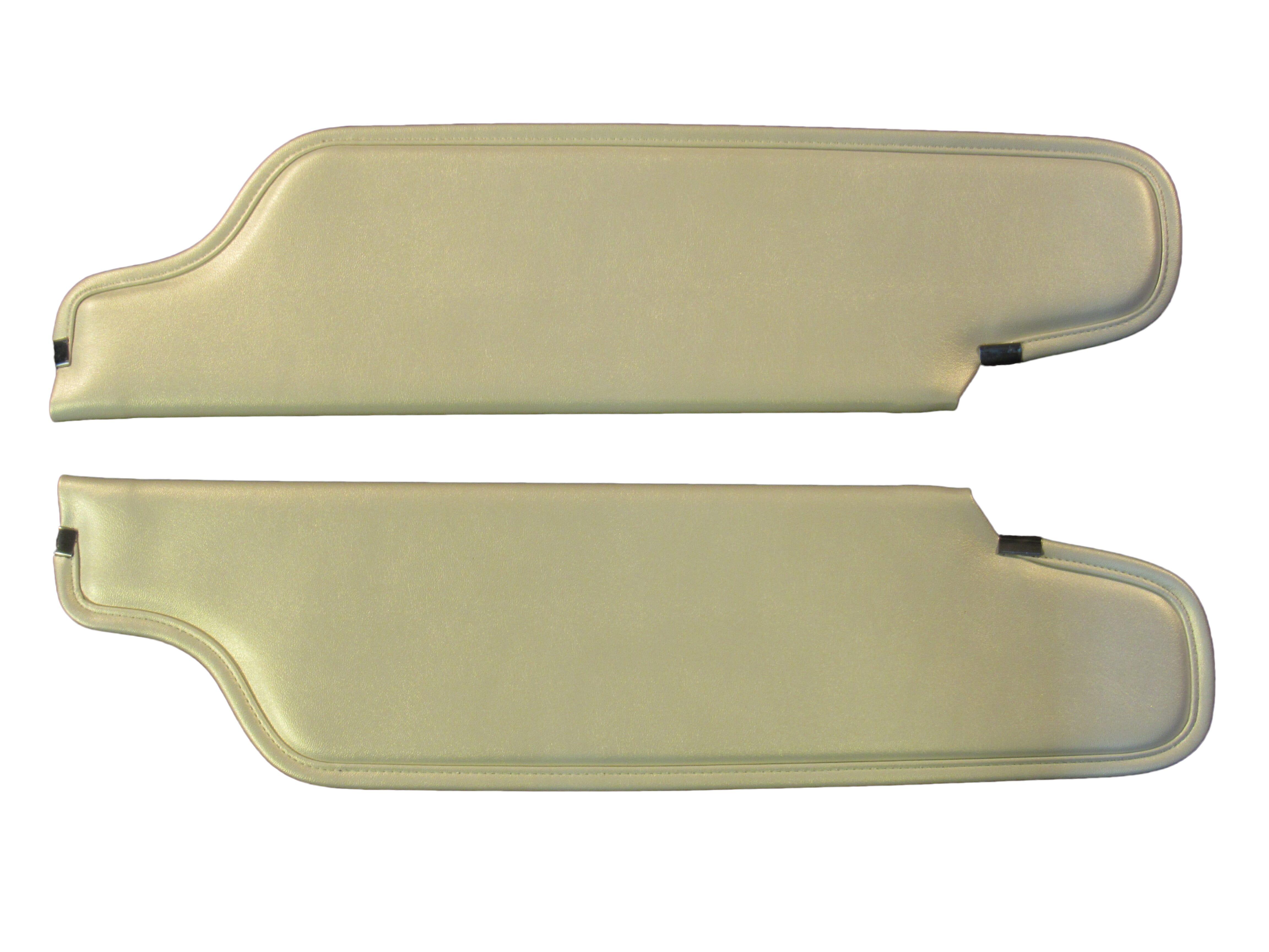 1971-73 camaro  new sun visors dark  blue perforated